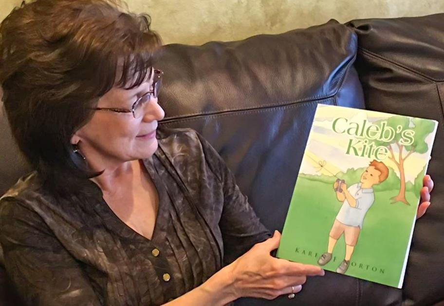 Local author publishes fourth book