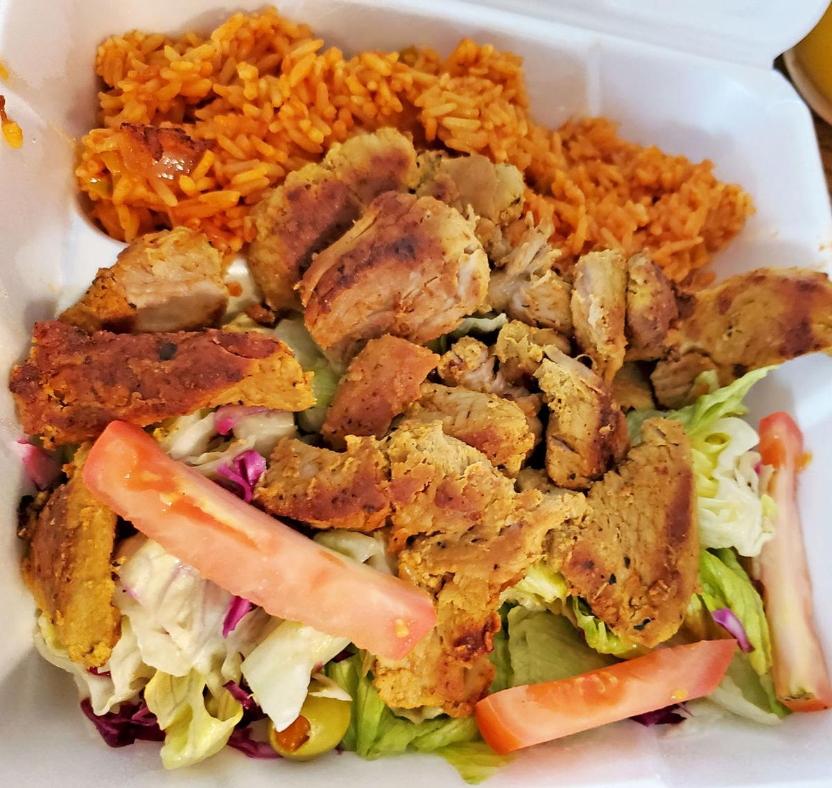 Pork Tenderloin Kebab