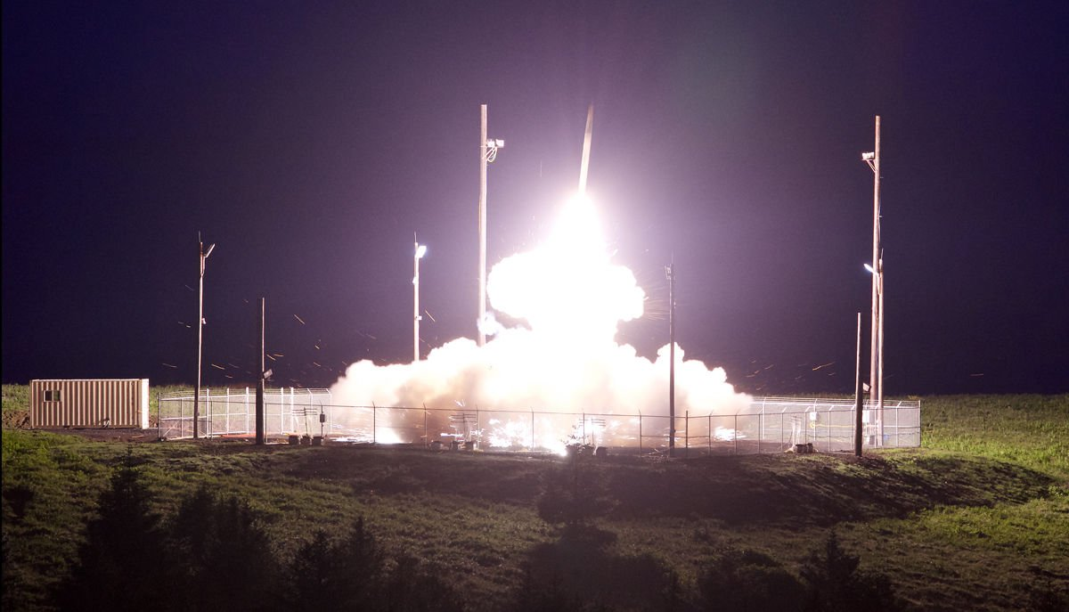 Tested and ready: USA conducts successful missile intercept trial