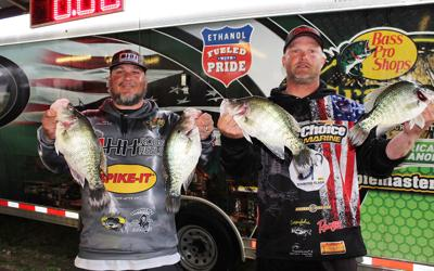Crappie Masters Reel In Monster Slabs At Fork Community Lufkindailynews Com