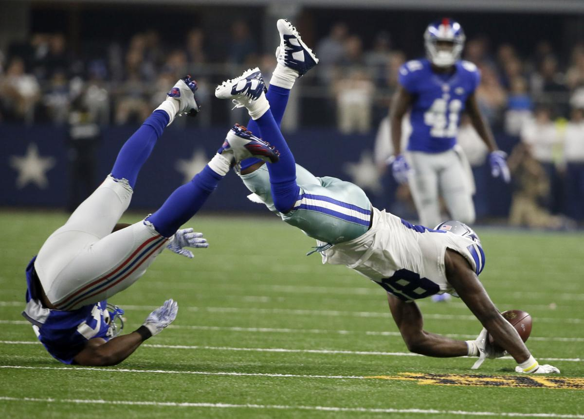 Former Lufkin Standout Dez Bryant Breaks Foot In First Game