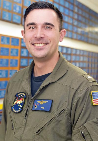 Lt. j.g. Cullen Hanks