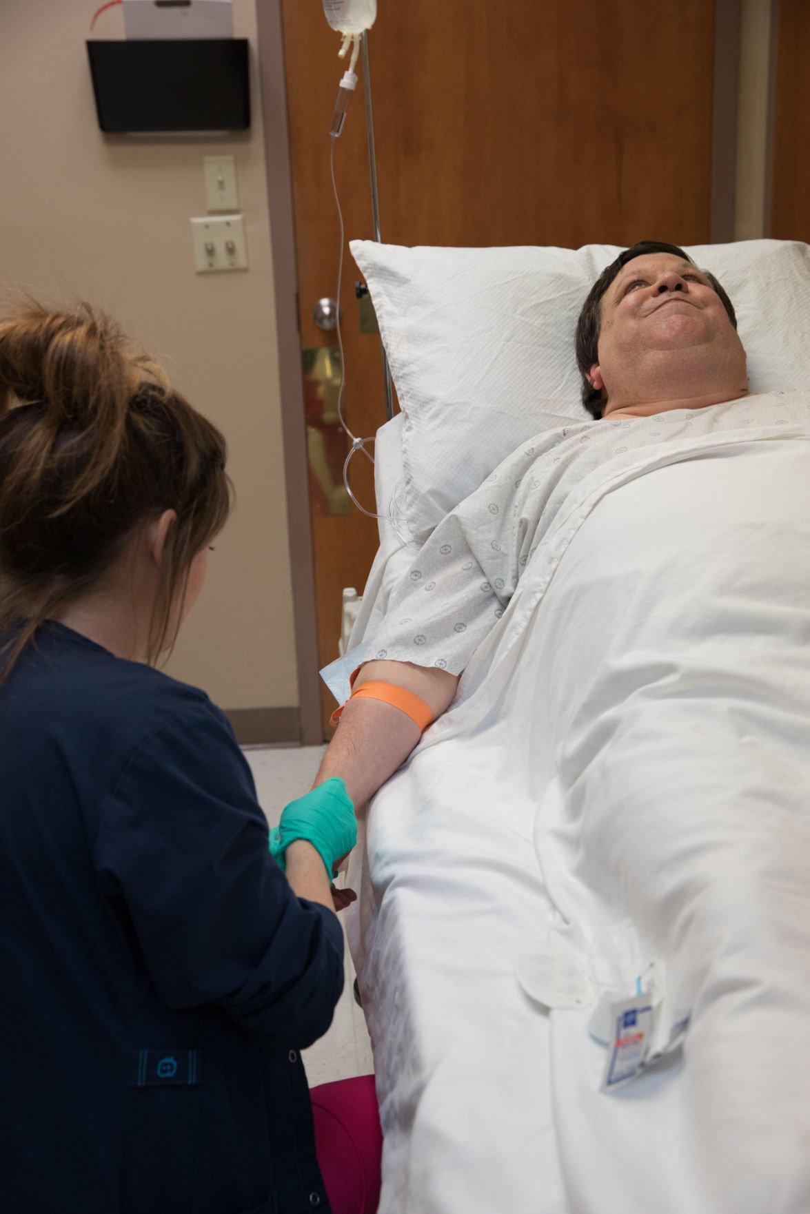 Colonoscopy Room: Colonoscopy Screening Helps Save Lives