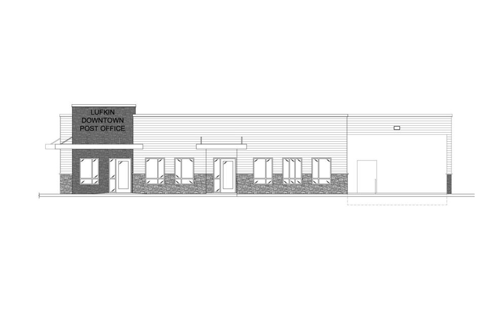 Postal Service opening new branch in downtown Lufkin