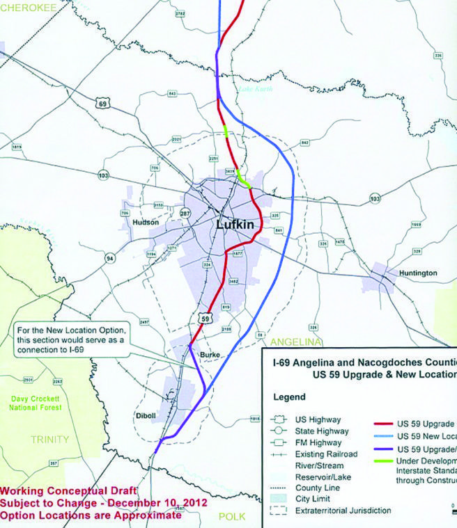 Communication Strategies For Interstate 69 Project Under