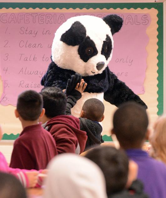 Panda Express delivers Chinese New Year to Coston