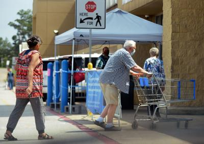 Lufkin retailers, big box stores address mask mandates