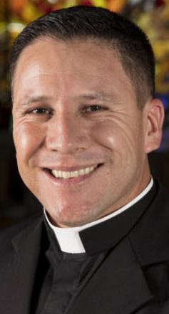 The Rev. Hector Arvizu