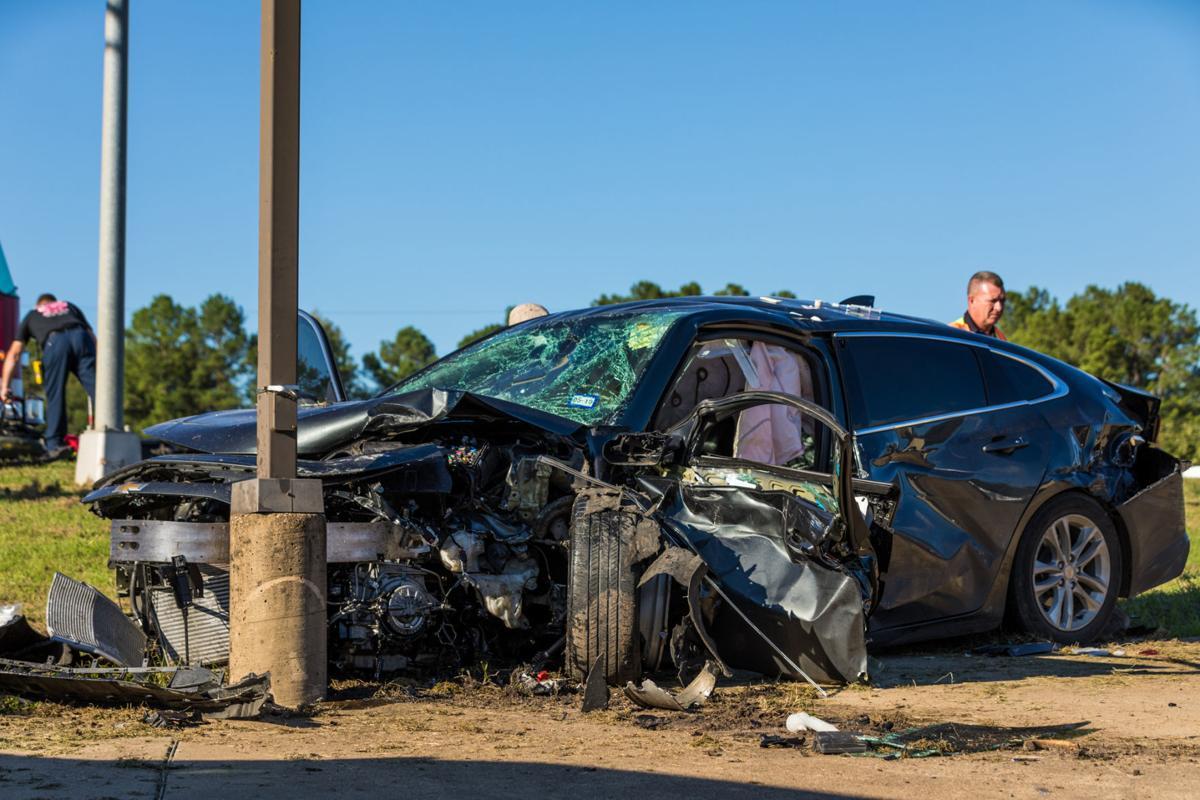 Southern Chrysler Dodge Lufkin Tx >> Three Injured In One Vehicle Crash Local State