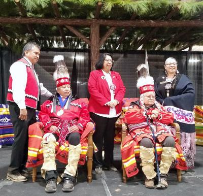 Alabama-Coushatta Tribe celebrates inauguration of two new chiefs