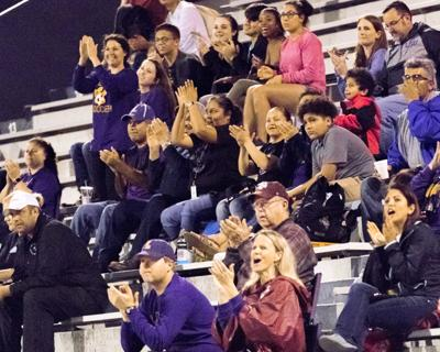 Lady Pack Supporters