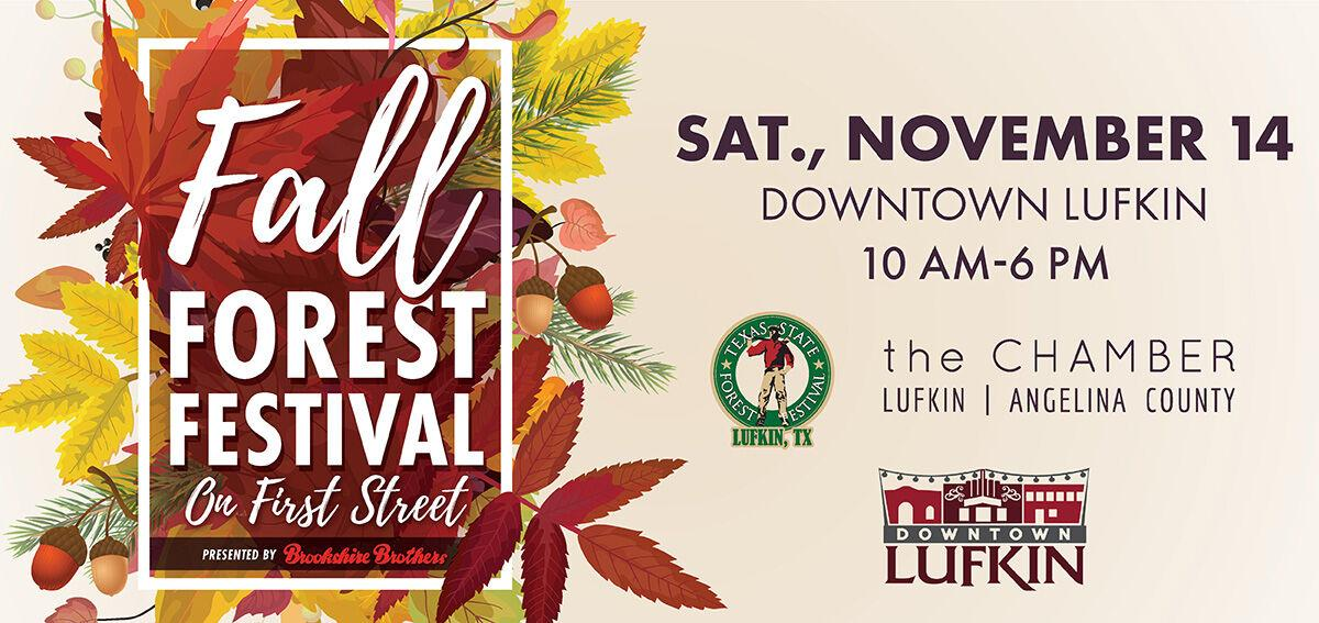 Forest Festival on First Street