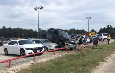 Accident at Al Meyer Ford