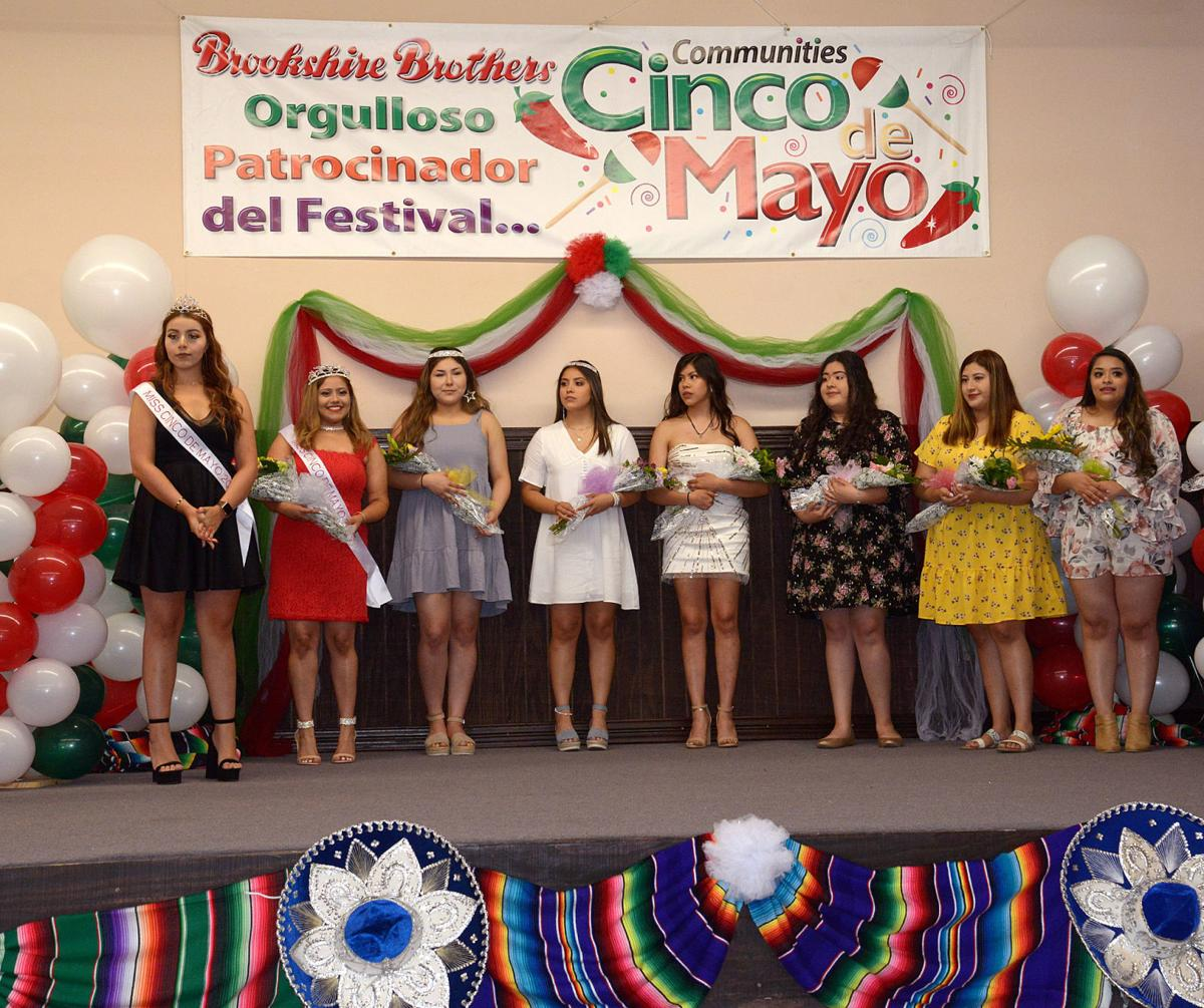 Cinco de Mayo group