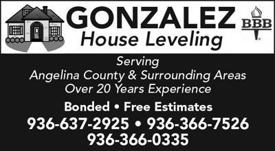 Gonzalez House Leveling