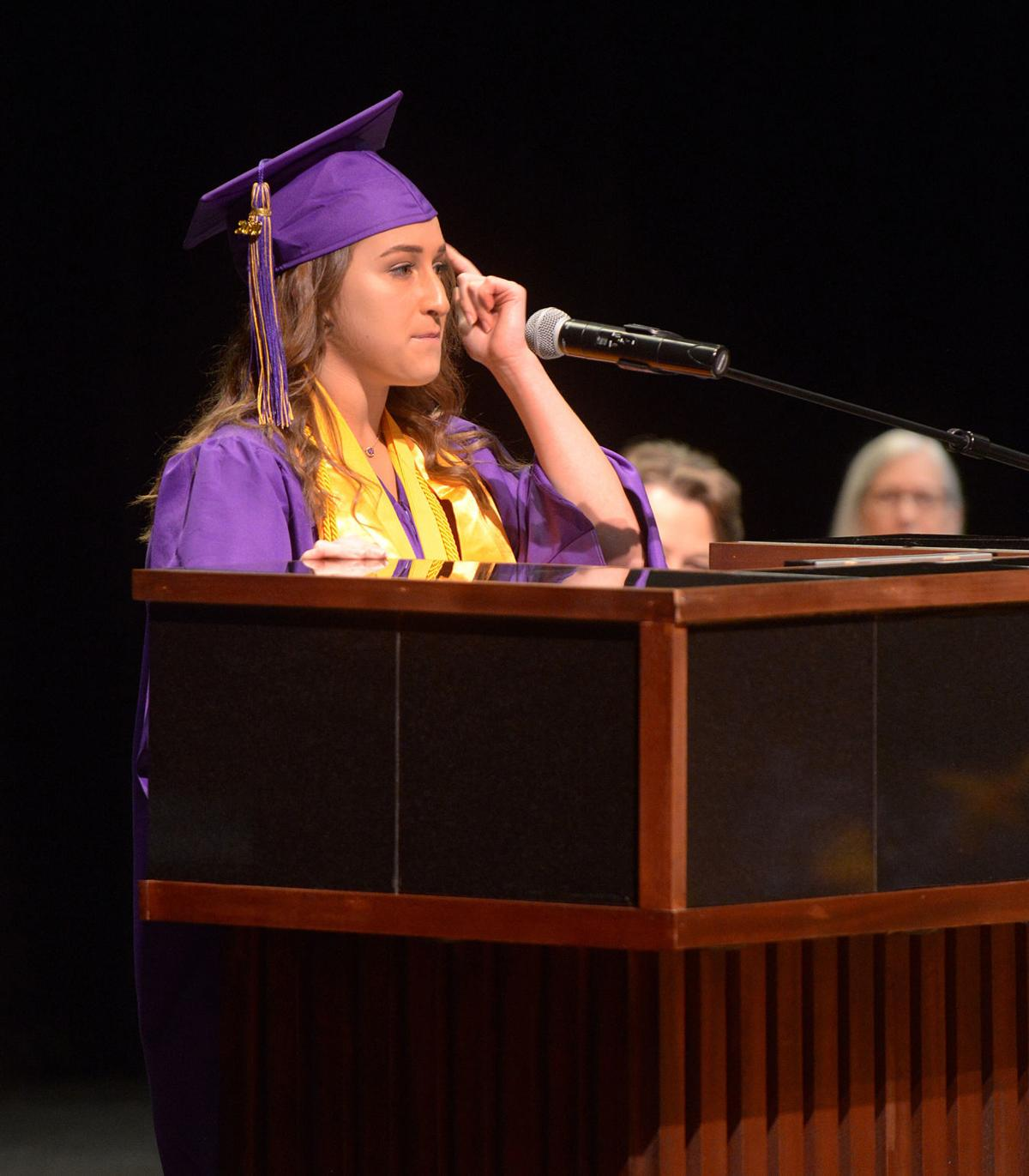 Lufkin Graduation