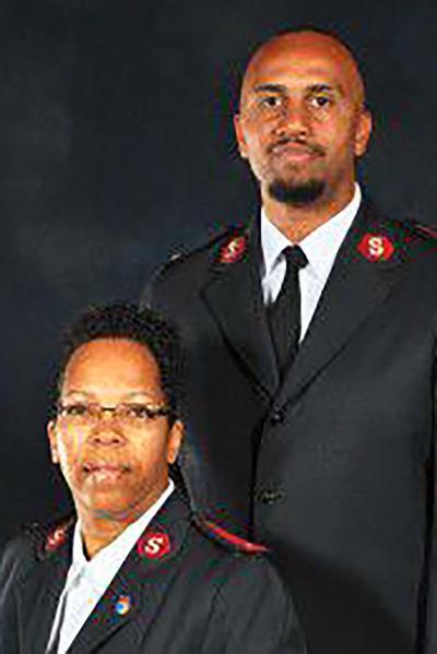 Captains Jason and Michelle Moore