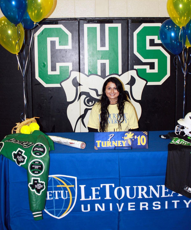 Turney signing