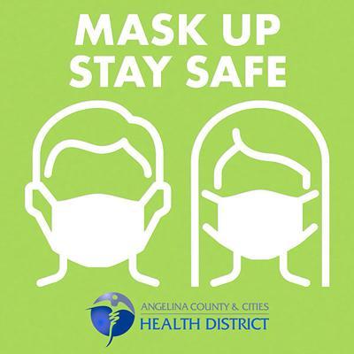Health district masks