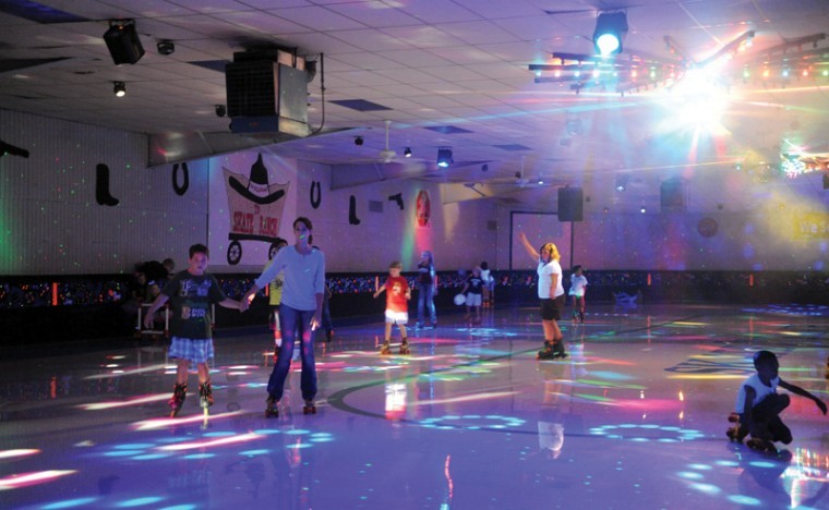Lufkin S Skate Ranch Rolls Along With Several Updated