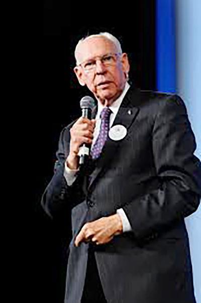 Rafael Cruz Fairview Baptist