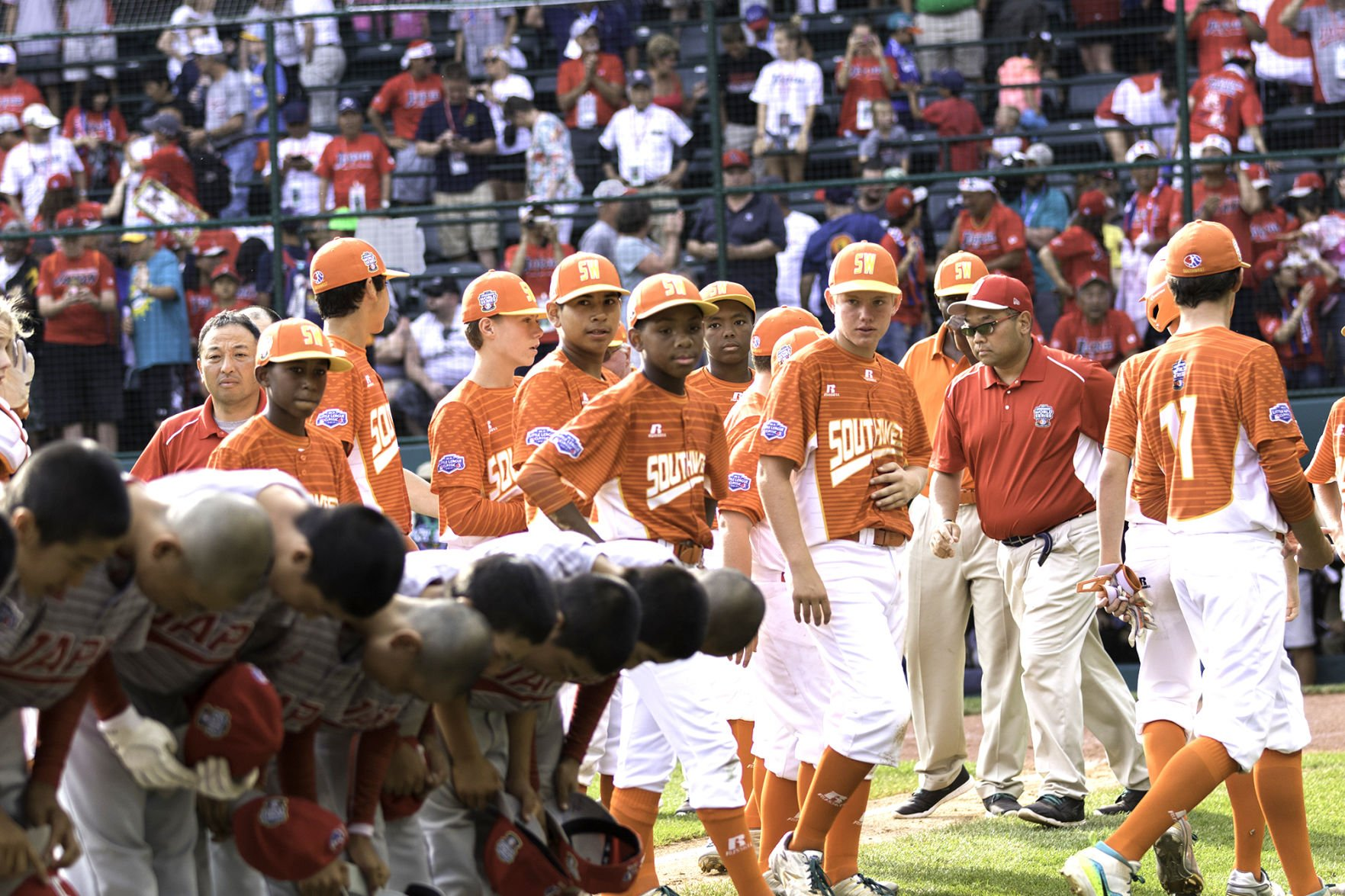 Japan overpowers Texas to win Little League Series