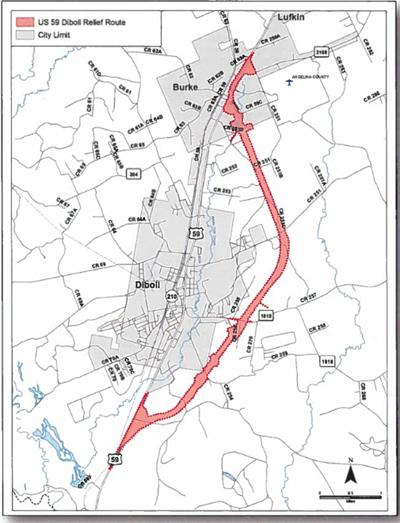 Diboll Relief Route