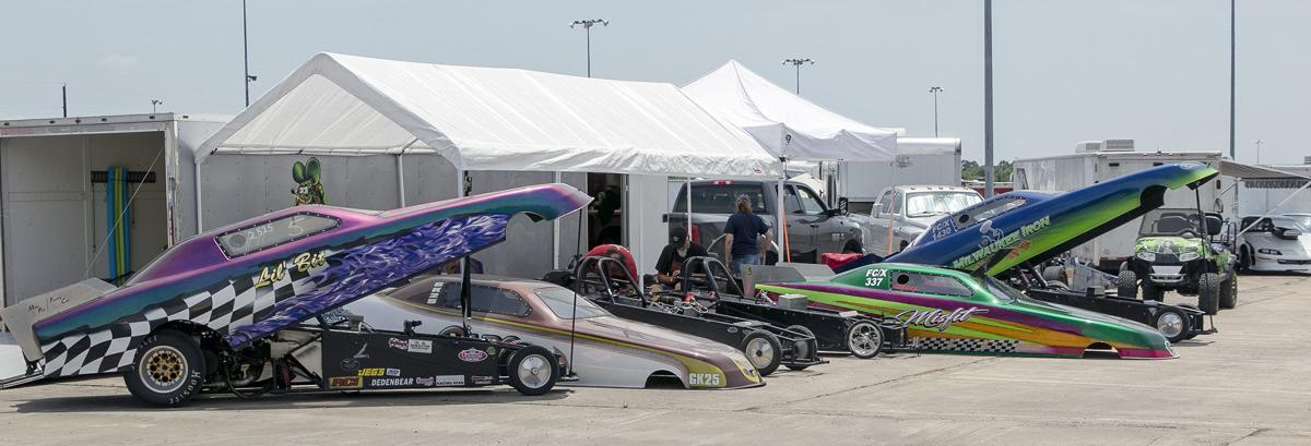 Spectators, participants enjoy weekend of fun, philanthropy with funny car event at Pine Valley Raceway