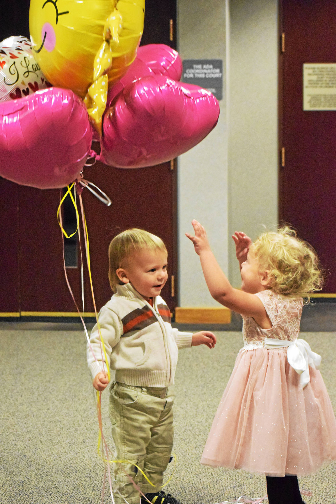 Adoptions celebrated at Macomb County court