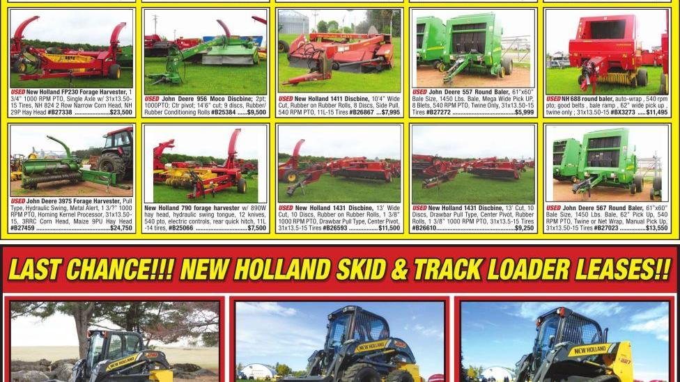New Holland 1431 Manual