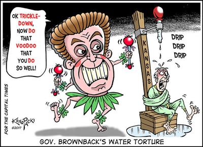 Editorial cartoon (3/22/3017)