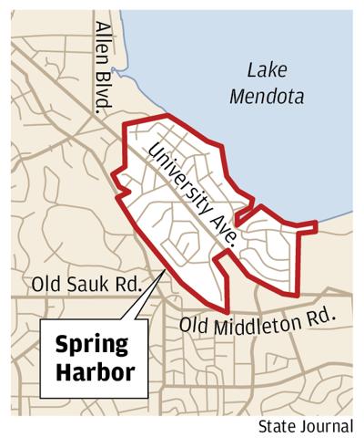 Spring Harbor heighborhood