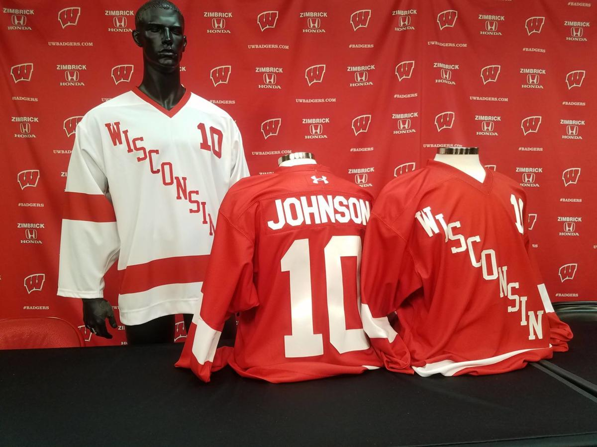 Mark Johnson throwback jerseys