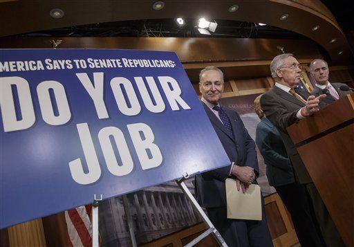 Democrats push McConnell, GOP on Supreme Court nomination (copy)