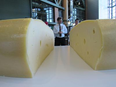 U.S. Championship Cheese Contest