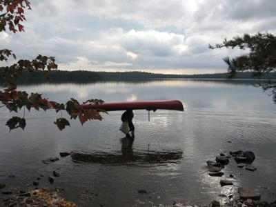 Travel Boundary Waters Canoeing (copy)