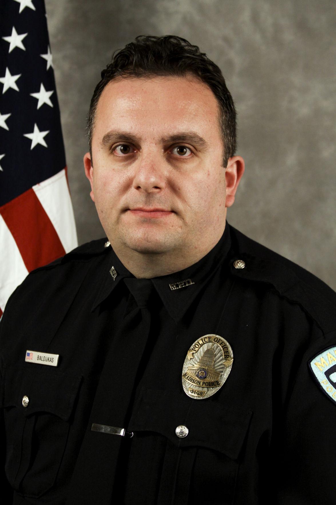 Officer Dean Baldukas
