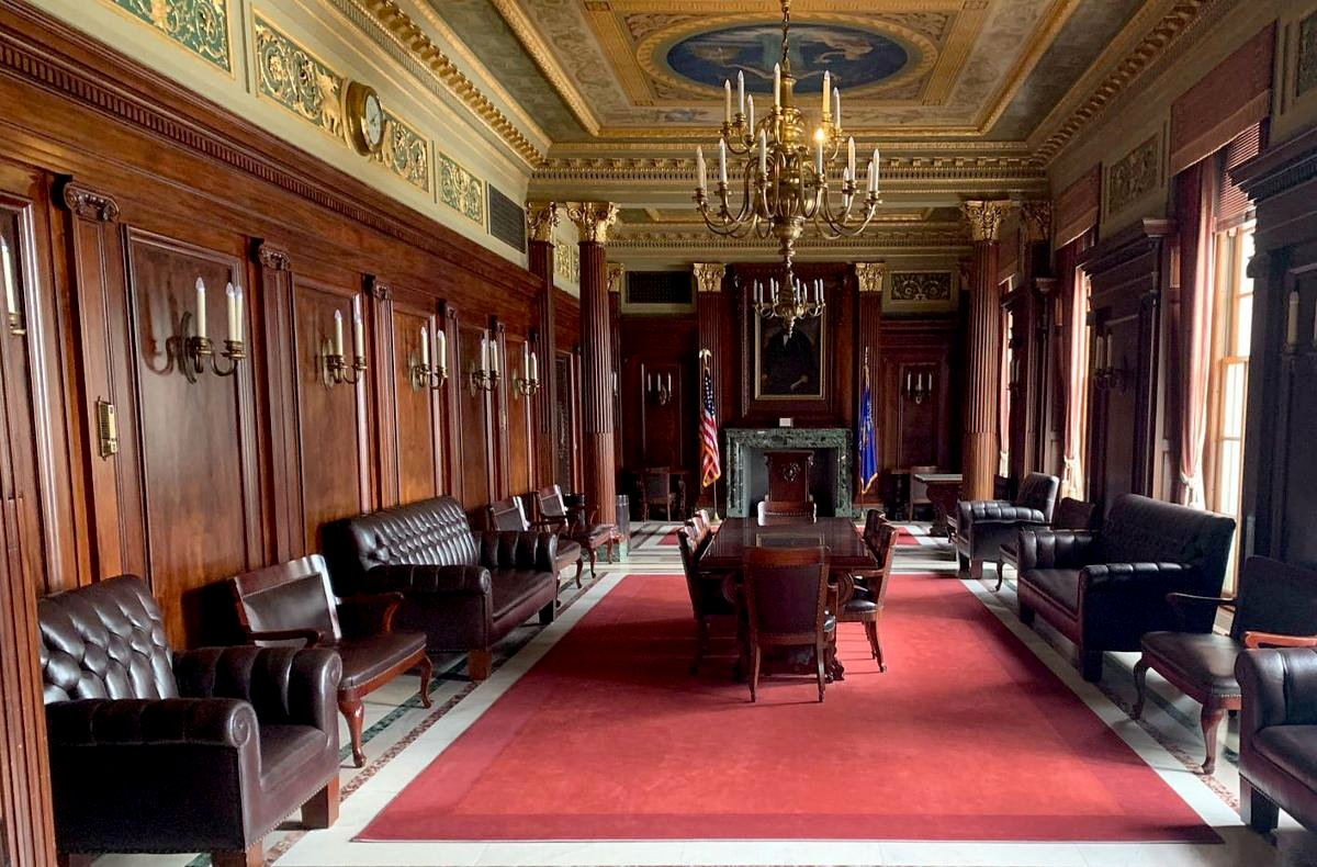 Senate Parlor