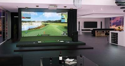 New Madison simulator bar Hook & Fade brings the golf course indoors