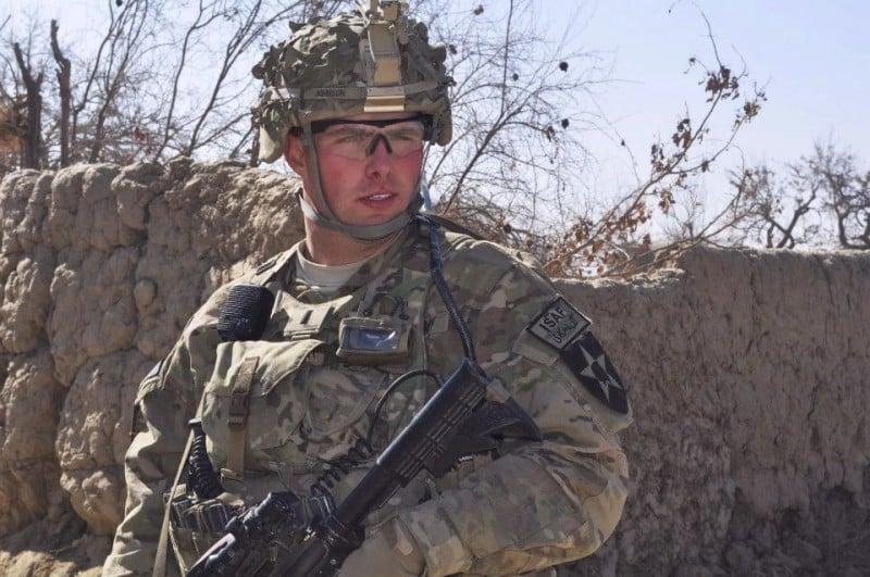 First Lieutenant David Johnson 1