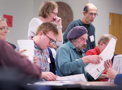 Recount found no major flaws, but thousands of tiny ones, in state election system