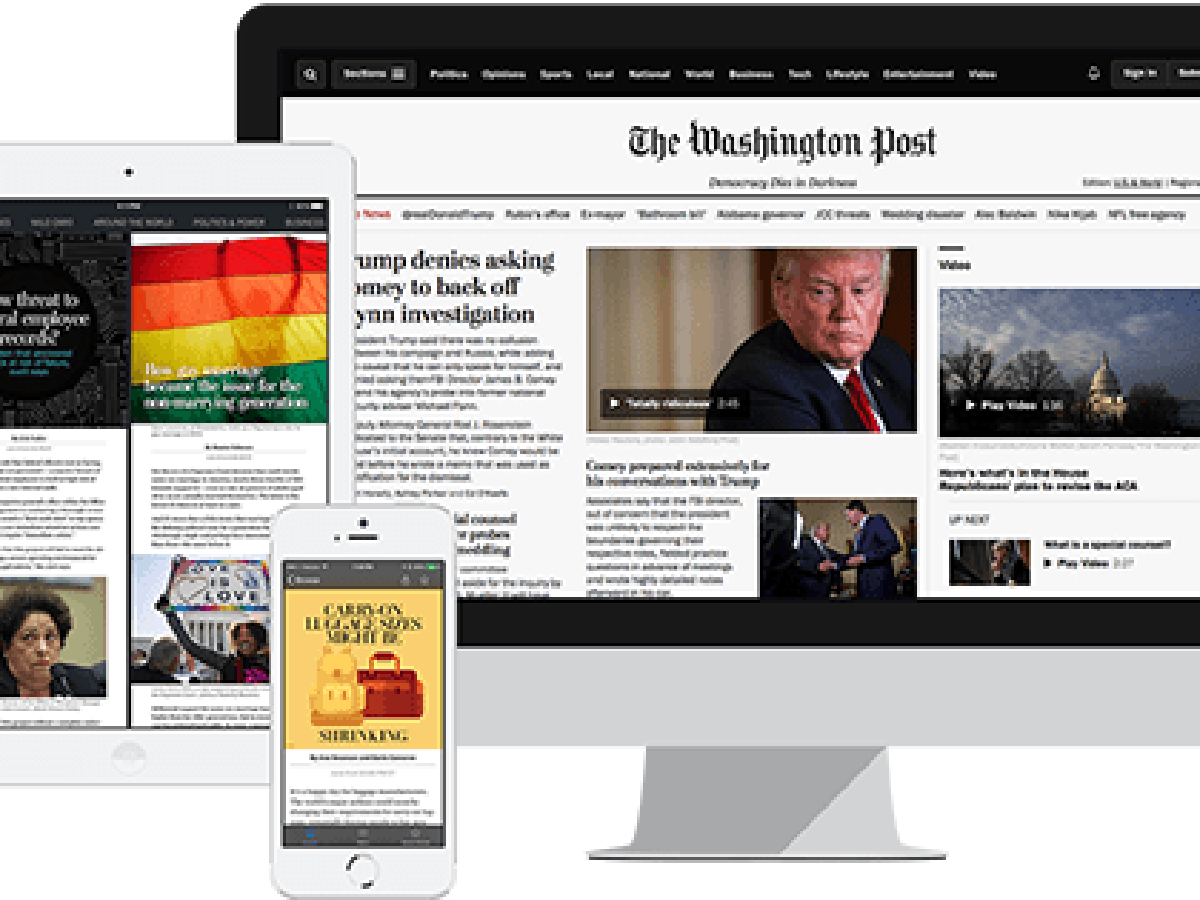 Members Can Save 40 On An Annual Washington Post Subscription Members Only Madison Com