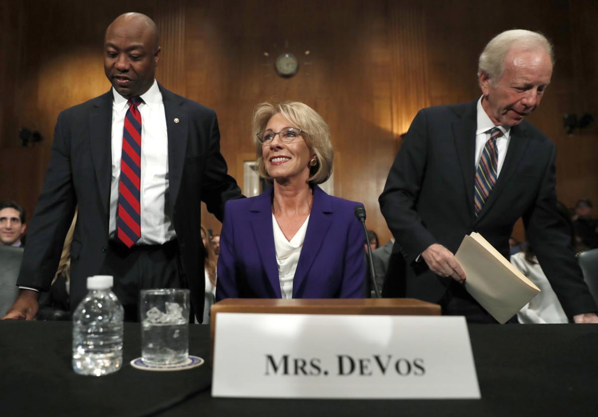 If Confirmed Betsy Devos Will Be >> Betsy Devos Tied To Millions Spent In Wisconsin Politics Politics