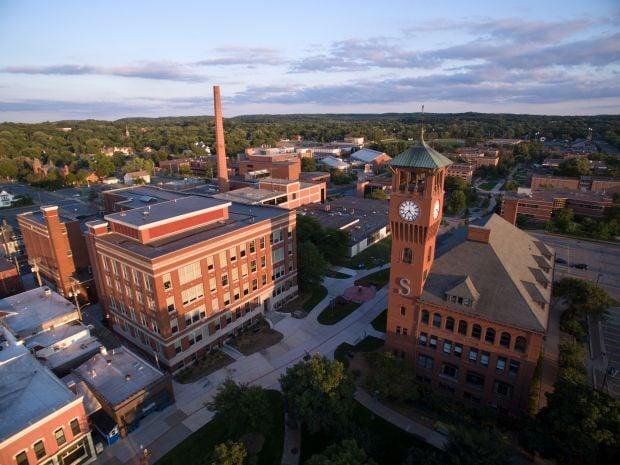 UW-Stout campus