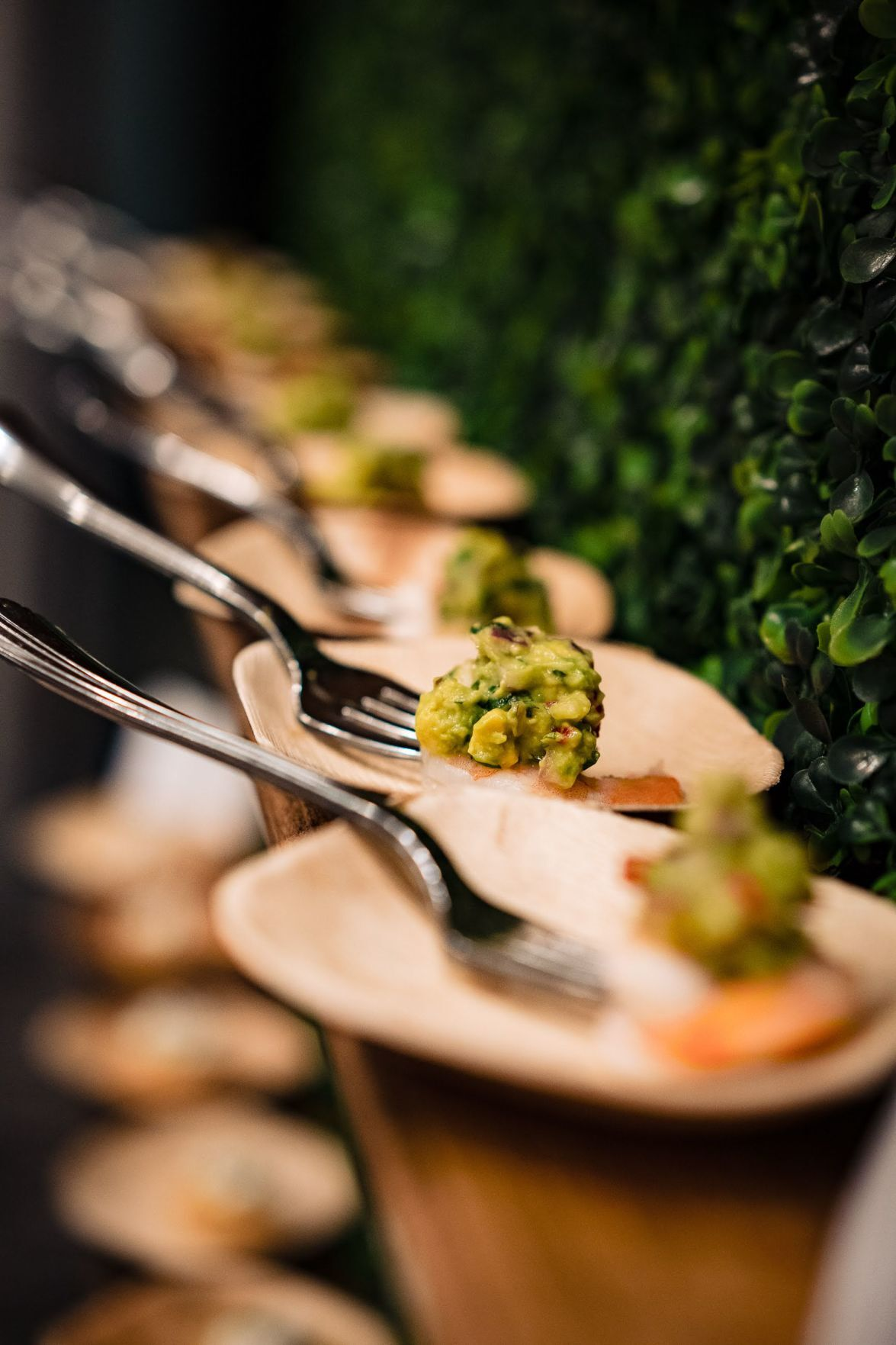 Events appetizers