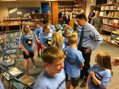 Scott Walker: 'I'm a pro-education governor'