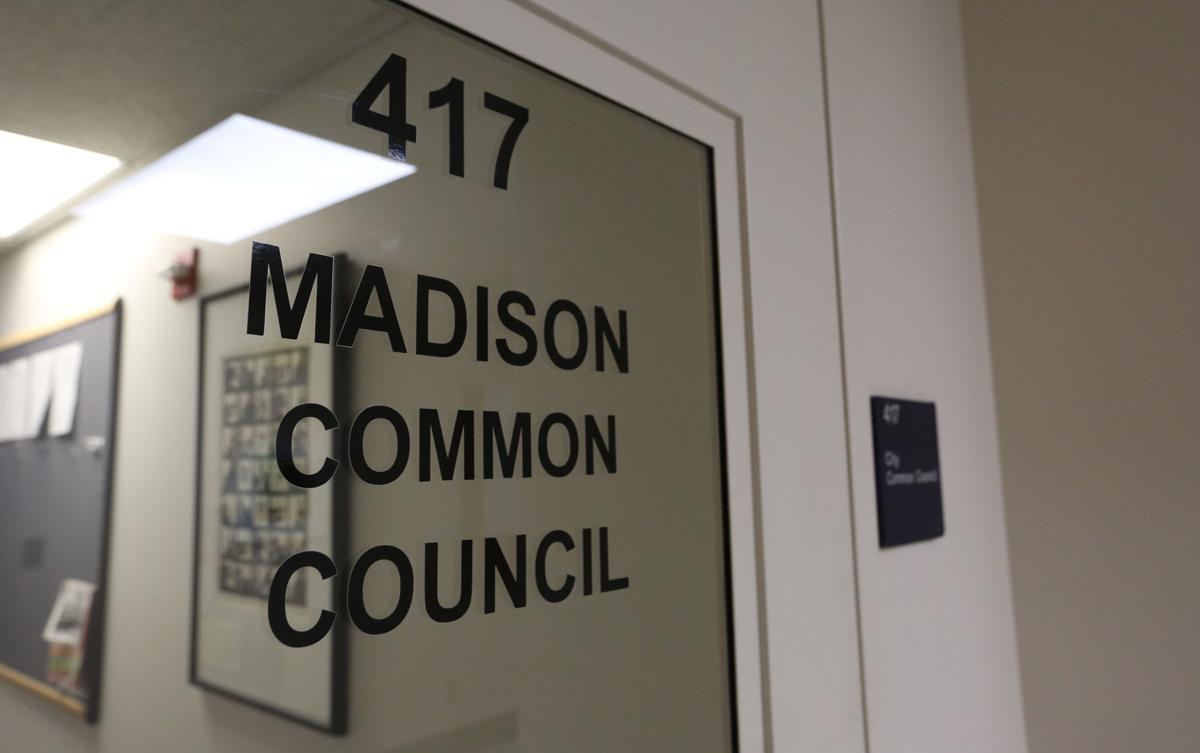 Madison City Council office