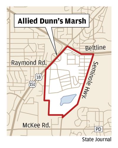 Allied Drive neighborhood