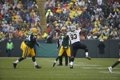 Brett Hundley Saints Packers