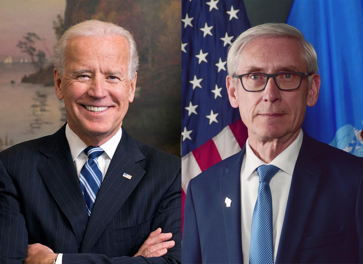 Biden-Evers mashup